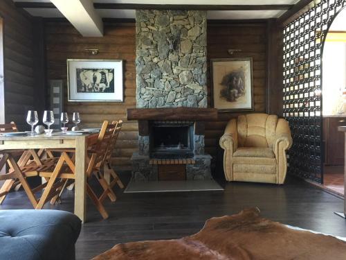 Perfect Lodge House Mavrovo,