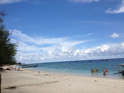 Gili Countrysaid Villa, Kepulauan Gili