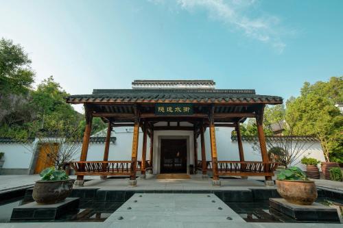 Yihe Water Street Hidden House, Nanjing