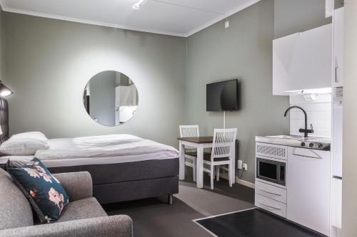 Niro Hotel Apartments, Solna