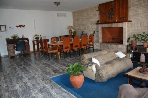 Hosteria Jabali, Rancul