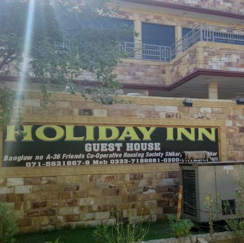 Holiday Inn Guest House, Sukkur