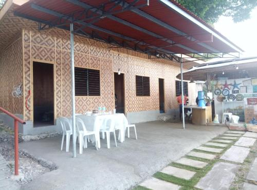 Anglers hub resort affordable fan room, Oslob