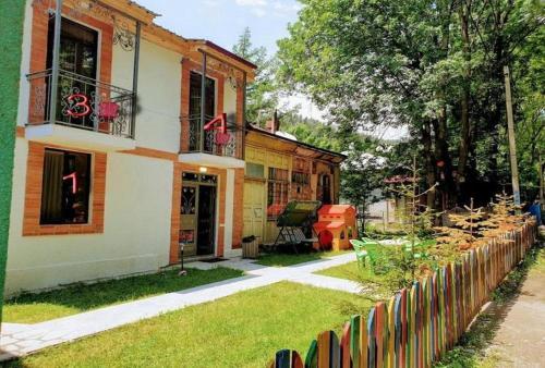 Abastumani Hotel Oxygen O2, Adigeni