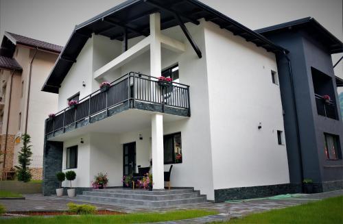 Casa AQUARIUS, Calimanesti