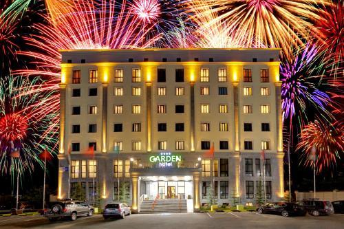 Garden Hotel & Spa, Biškek