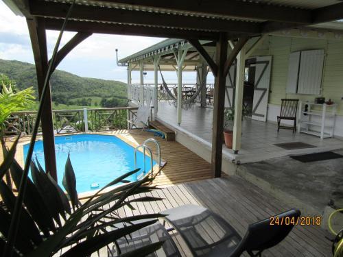 Villa creole, Les Anses-d'Arlets