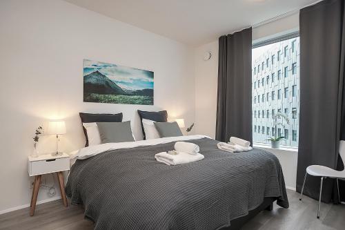 Sif Apartments, Reykjavík