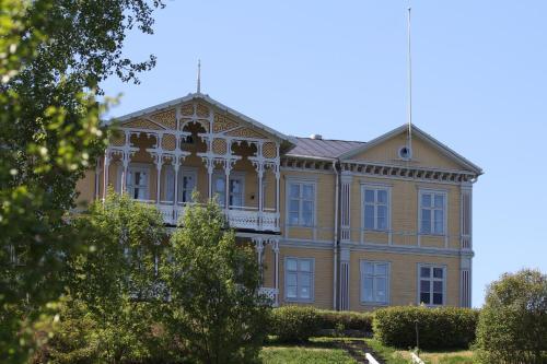 The Mansion of Filipsborg, Kalix