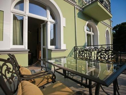 Apartamenty Villa Artis, Świnoujście