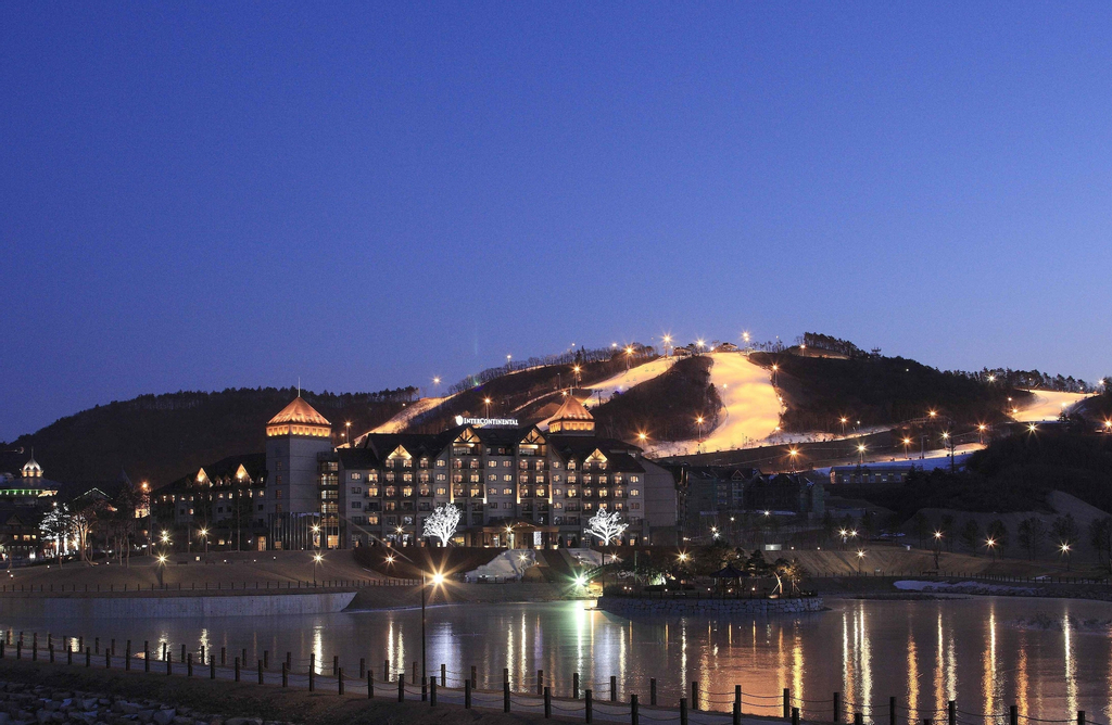 Holiday Inn Alpensia Pyeongchang Suites, Pyeongchang