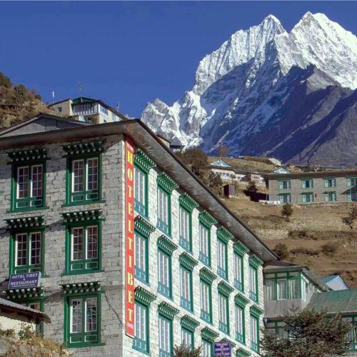 Hotel Tibet (Namche Bazar), Sagarmatha