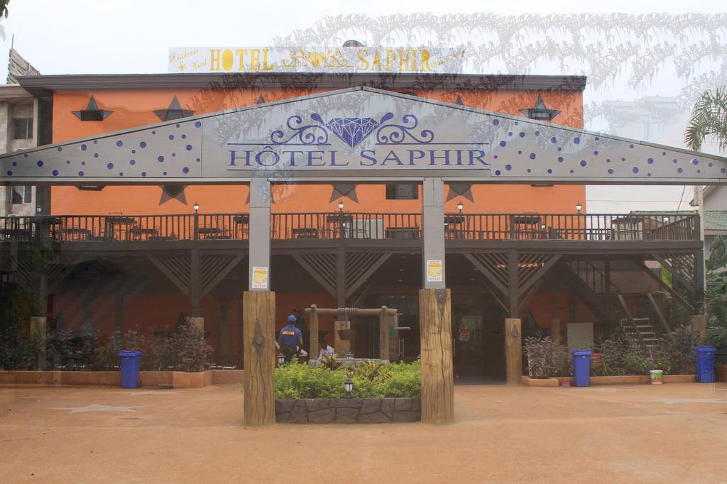 Hotel Saphir, Abidjan