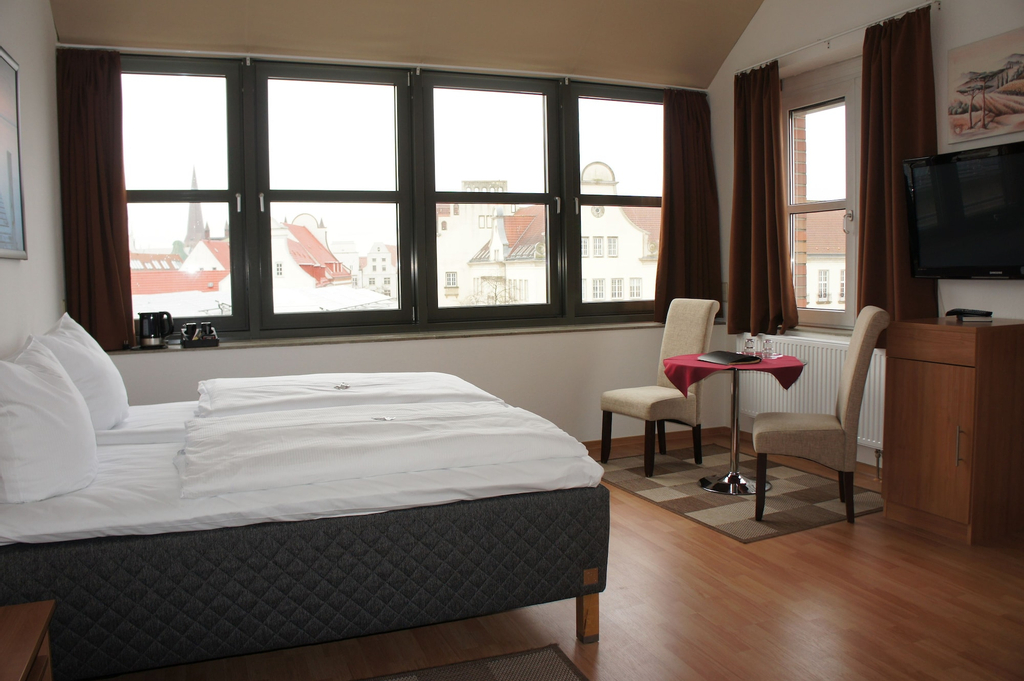 Hotel Garni Am Hopfenmarkt, Rostock