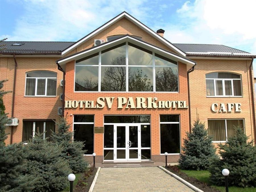 SV Park Hotel, Kharkivs'ka