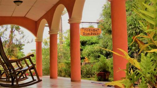 Hostal Don Julio, Lago de Nicaragua
