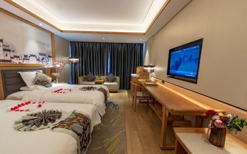 Bao Wu Resort Hotel, Shangrao