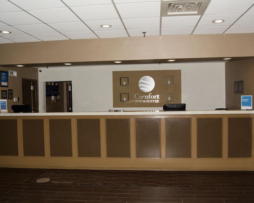 Comfort Inn & Suites Raphine - Lexington near I-81 and I-64, Rockbridge