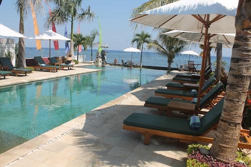Kelapa Lovina Beach Villas, Buleleng