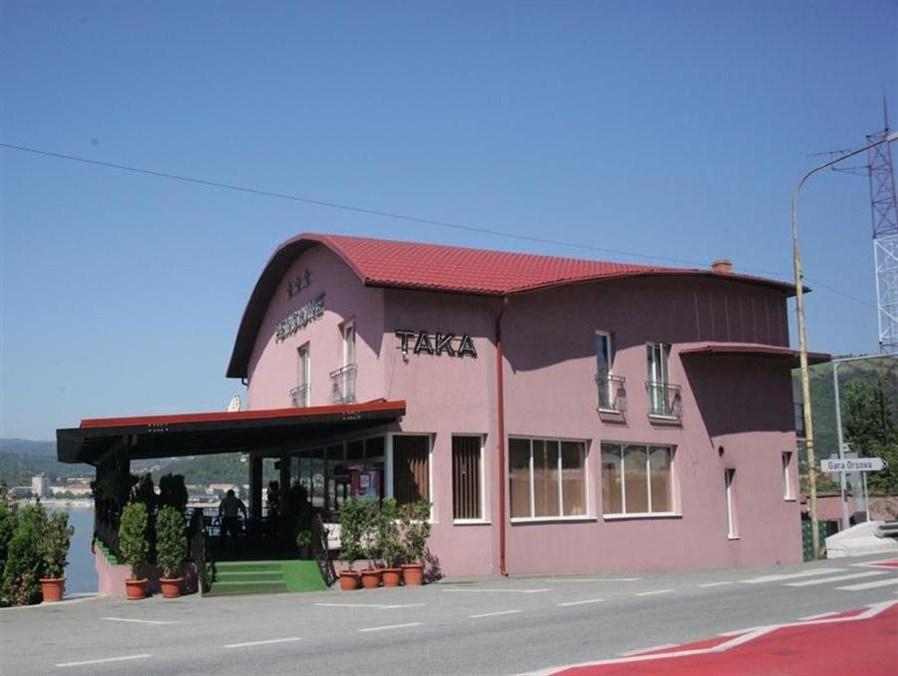 Pensiunea Taka, Orsova