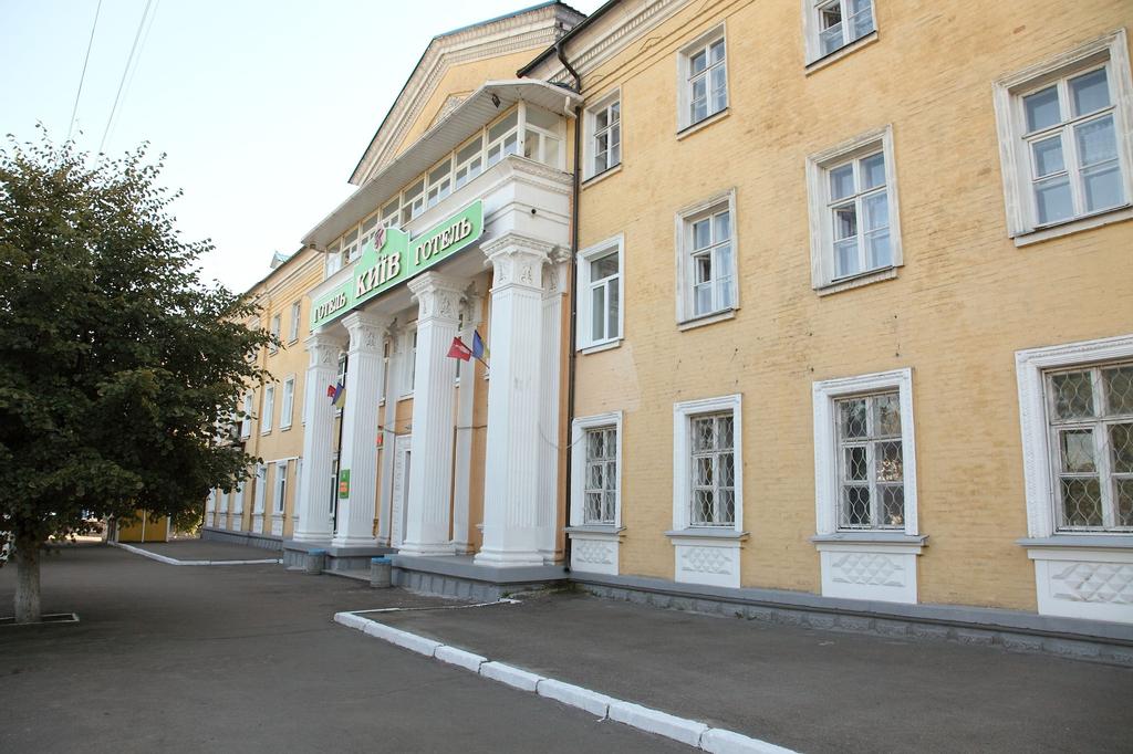Hotel Kyiv, Bilotserkivs'ka