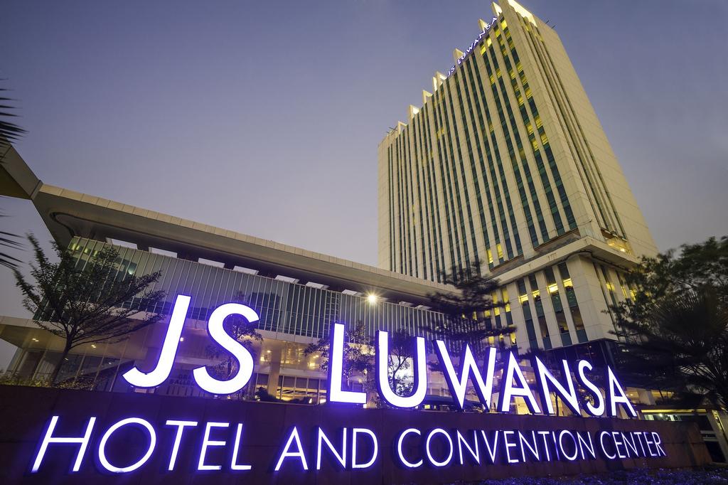 JS Luwansa Hotel & Convention Center, jakarta selatan