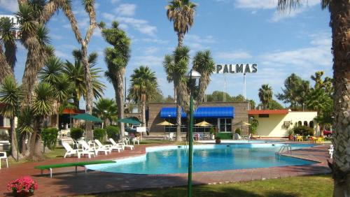 Hotel Las Palmas Midway Inn, Matehuala