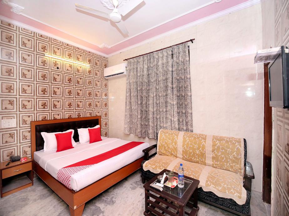OYO 12466 New bhaskar, Chandigarh