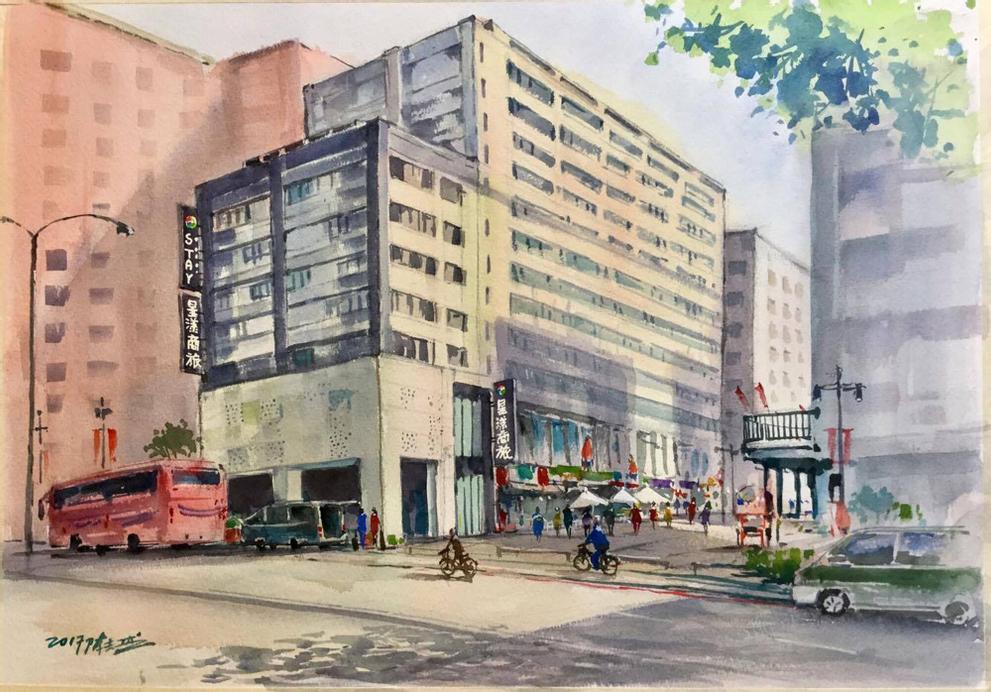 Stay Hotel - Taichung Yizhong, Taichung