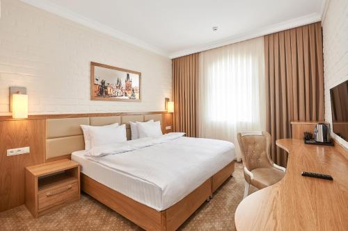 Praga Hotel, Tashkent City