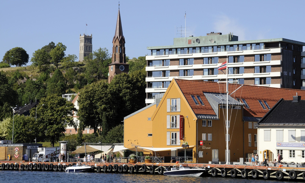 Thon Hotel Tønsberg Brygge (Tidl. Brygga), Nøtterøy