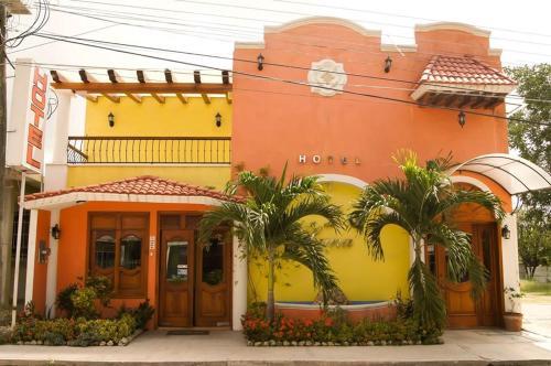 Hotel Luz de Luna, Tenosique