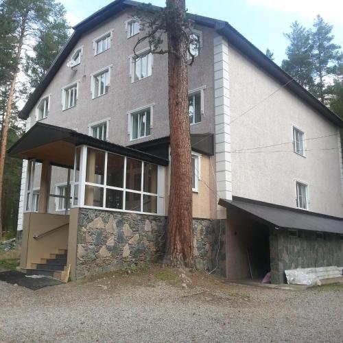 Hotel Teberda-Cheget, El'brusskiy rayon