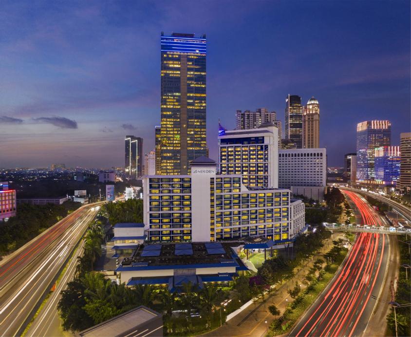 Le Meridien Jakarta, Central Jakarta