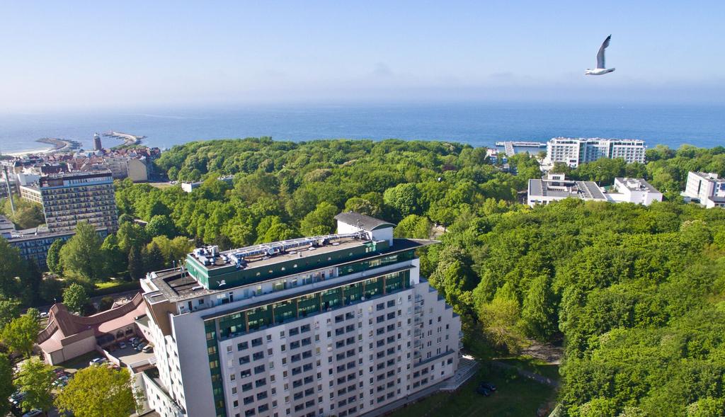 Hotel Etna, Kołobrzeg