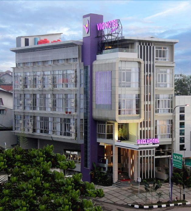 Hotel murah dekat tol pasteur bandung