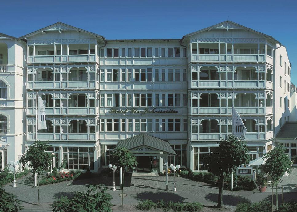 Hotel Vier Jahreszeiten Binz, Vorpommern-Rügen