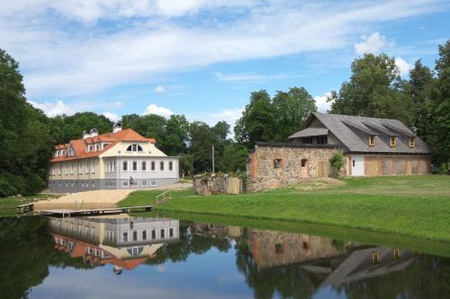 Botique & SPA Hotel Berkenes Manor, Jelgava