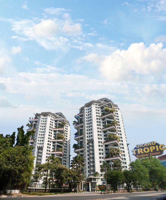 Grand Tropic Suites Hotel, West Jakarta