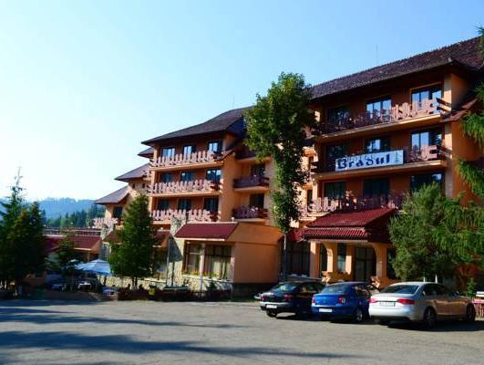 Hotel Bradul, Ceahlau