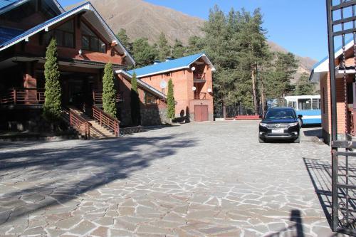 Shaman Chalet near Elbrus, El'brusskiy rayon