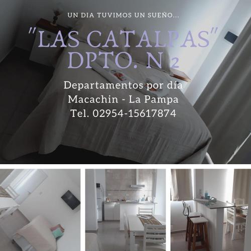Las Catalpas, Atreucó