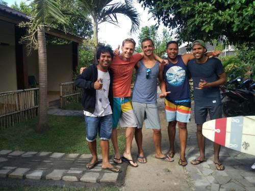Krisna Homestay, Lombok