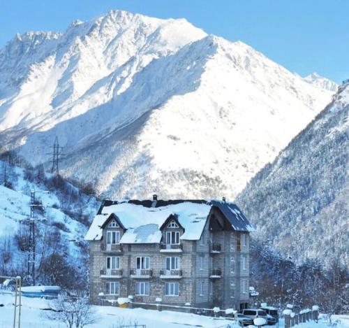 Снежная Вершина, El'brusskiy rayon