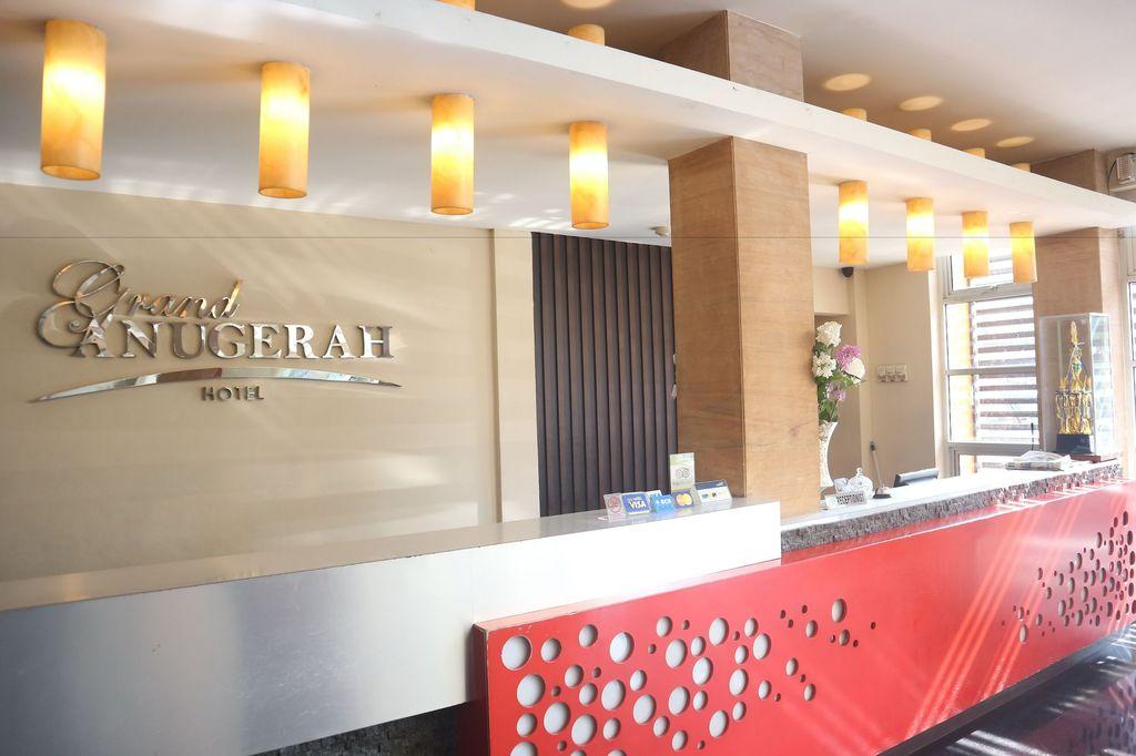 Grand Anugerah Hotel Lampung, Bandar Lampung
