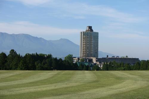Aso Yamanami Resort Hotel & Golf Club, Ubuyama