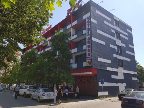 Hotel Arges Pitesti, Pitesti