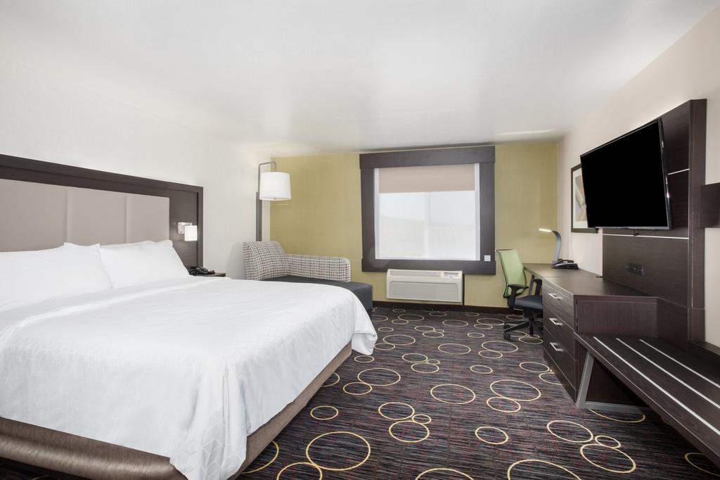 Holiday Inn Express & Suites Tucumcari, Quay