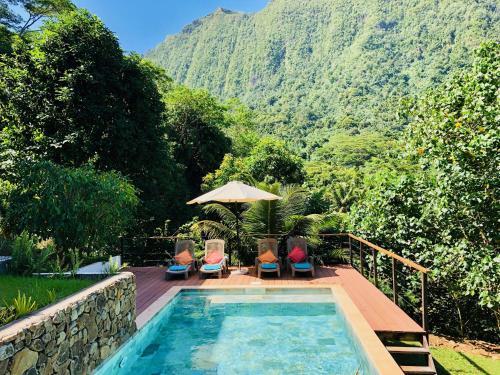 La Villa Te Fetia Nui Moorea,