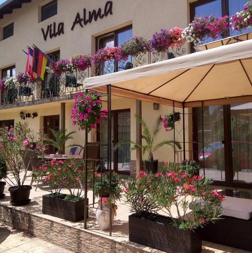 Vila Alma, Sanmartin